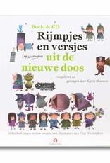 Rubinstein Rijmpjes en Versjes uit de nieuwe doos, door Karin Bloemen (boek met CD)