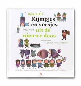 Rubinstein Rijmpjes en Versjes uit de nieuwe doos (groot boek met CD)