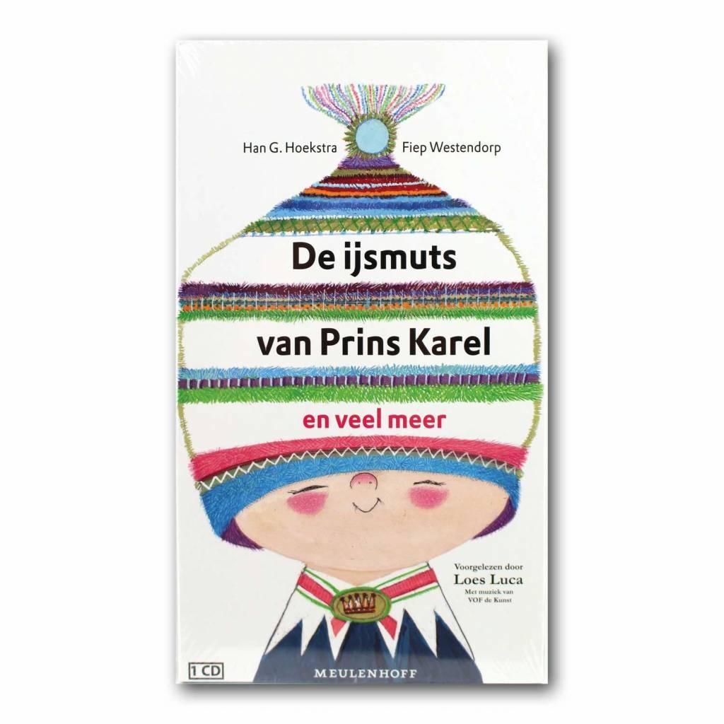 De ijsmuts van prins Karel en andere verhalen (CD-luisterboek) - Han G. Hoekstra