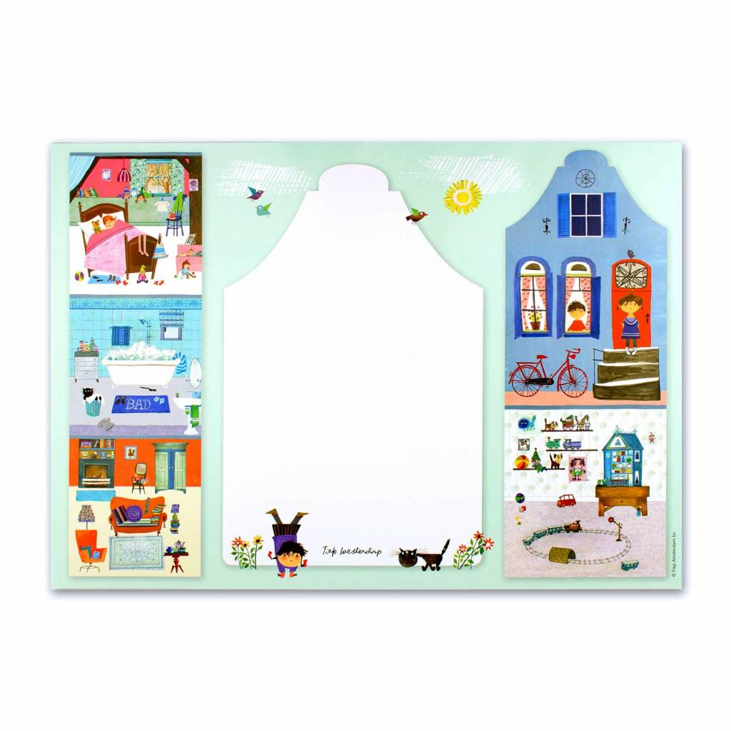 KimToys Fiep Westendorp Desk Pad  A3
