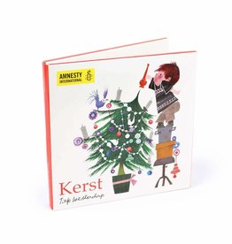 Bekking & Blitz Ansichtkaartenmapje, Kerst /  Amnesty