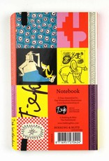 Bekking & Blitz Notitieboekje A6, 'Colourful Fifties' - Fiep Westendorp