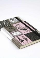 Bekking & Blitz Softcover Notebook A6,  'Graphite' - Fiep Westendorp