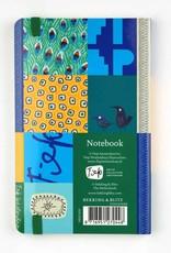 Bekking & Blitz Notitieboekje A6, 'Pauw' - Fiep Westendorp