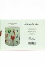 Bekking & Blitz Windlicht 'Dieren' (set van 3) - Fiep Westendorp