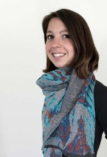 Knits For Your Inspiration Shawl 'Birds' - Fiep Westendorp