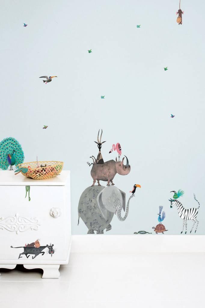Kek Amsterdam Wall stickers Animals / Elephant (L)