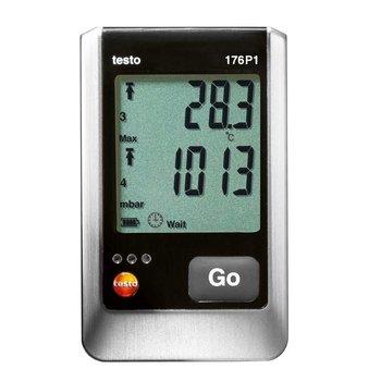testo 176 P1 datalogger voor absolute druk, temperatuur en vocht