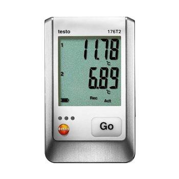 testo 176 T2 temperatuurlogger
