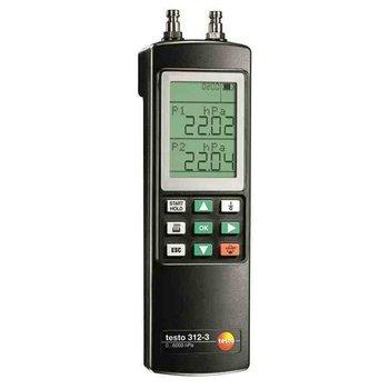 testo 312-3 robuuste drukmeter