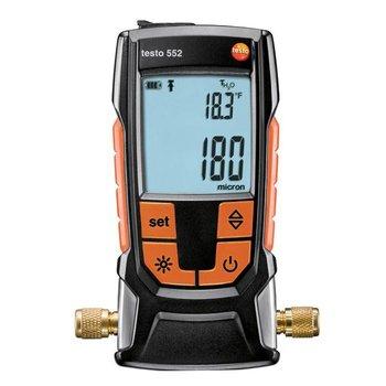 testo 552 vacuummeter met Bluetooth@