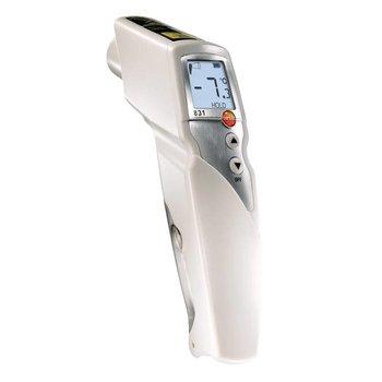 testo 831 infrarood thermometer