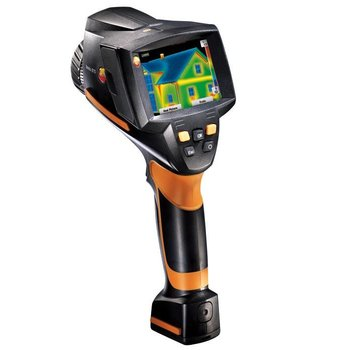 testo 875-1i infrarood camera met digitale camera