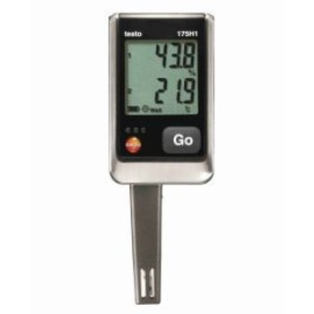 testo 175 H1 temperatuur en vochtdatalogger