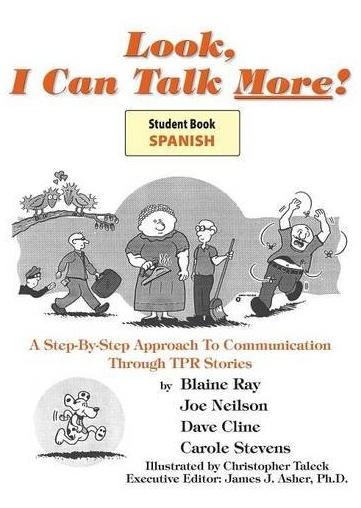 Look, I Can Talk More! [¡Mírame, puedo hablar más! - cuaderno de trabajo]