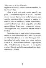 Vida y muerte en la Mara Salvatrucha