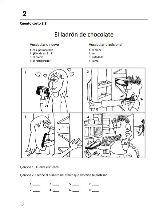 Todo junto - Spanish for adult language learners