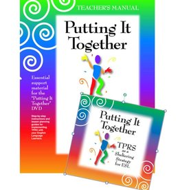 "TPRS-handleiding en DVD ""Putting it Together"""