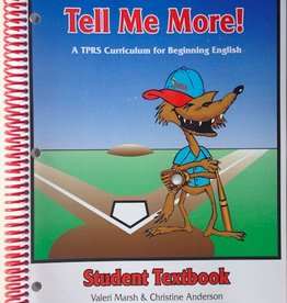 Tell me more! Student Textbook