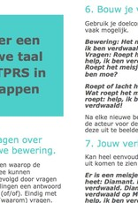 Handout TPRS in 10 stappen