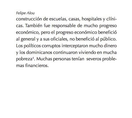 Felipe Alou: Desde los valles a las montañas