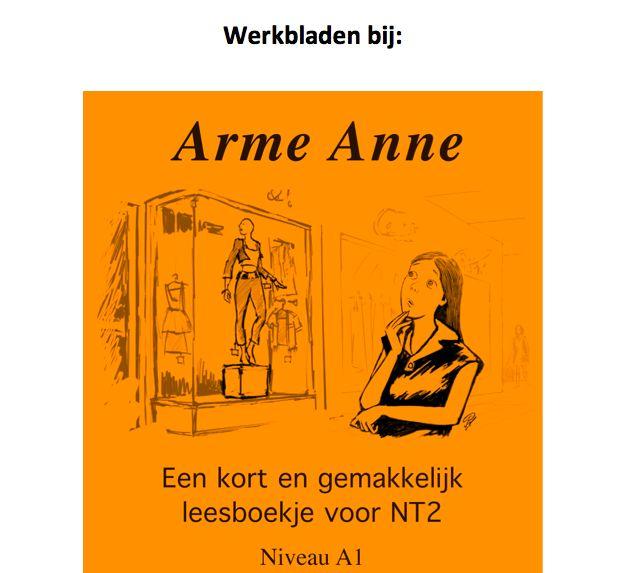 Arme Anne - Werkbladen