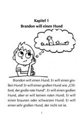 Brandon Brown will einen Hund
