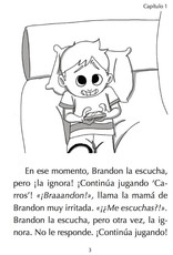 Brandon Brown dice la verdad