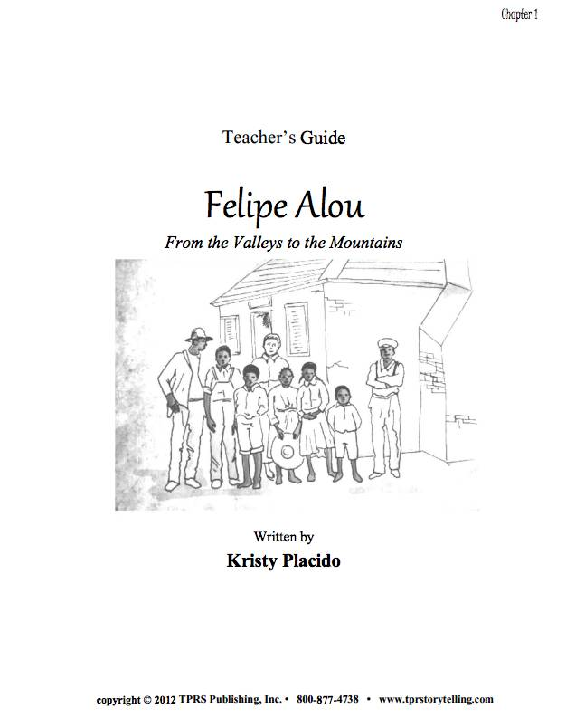 Felipe Alou: From the valleys to the mountains  - Docentenhandleiding
