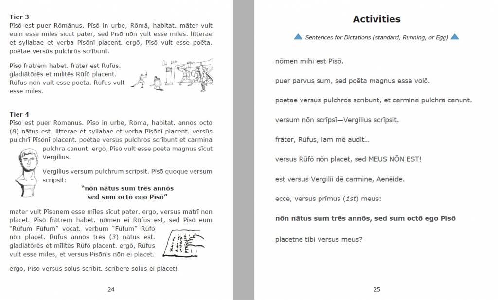 Pīsō Ille Poētulus - Teacher's Guide