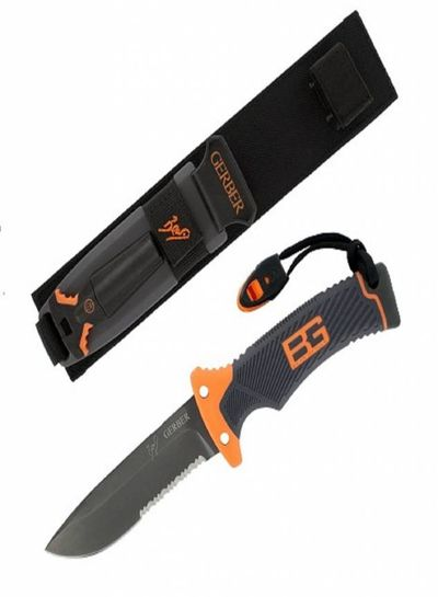 Bear Grylls Ultimate Fixed Blade Knife