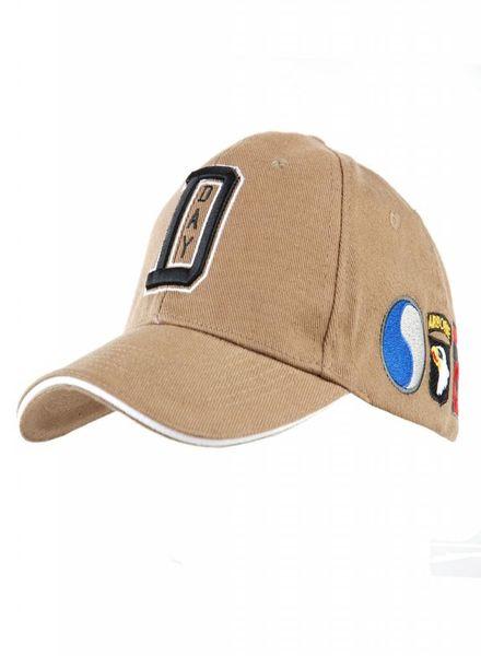 Baseball cap WW II D-Day