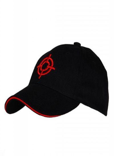 Baseball cap Fostex rood logo