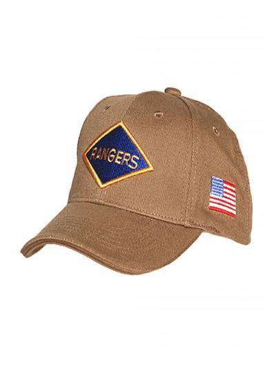 Baseball cap rangers