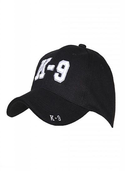 Baseball cap K-9