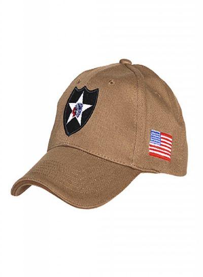 Baseball cap 2nd Infantry