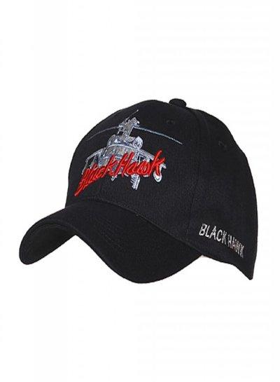 Baseball cap Black Hawk