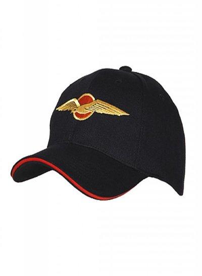 Baseball cap Dutch airforce w