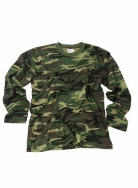 T-shirt Long-Sleeve Woodland