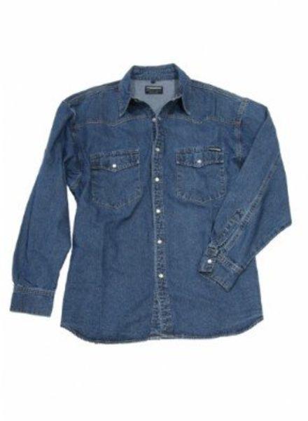 Spijkershirt Jeans LM