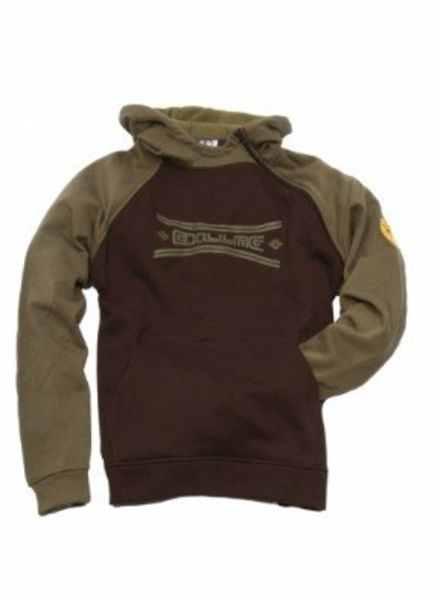 Hooded sweater (Brown)