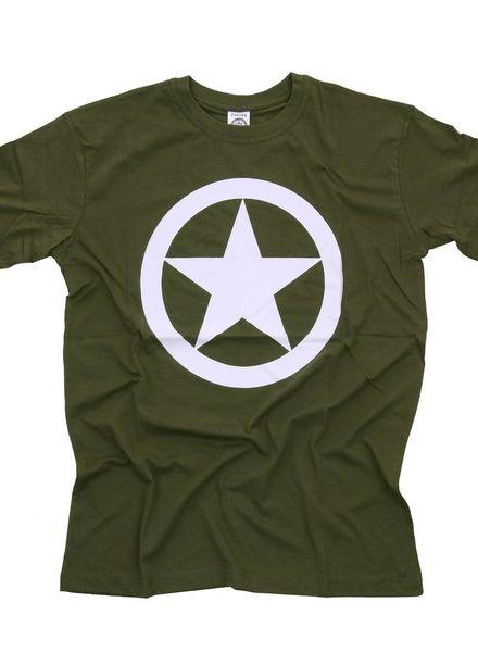 T-shirt Allied star