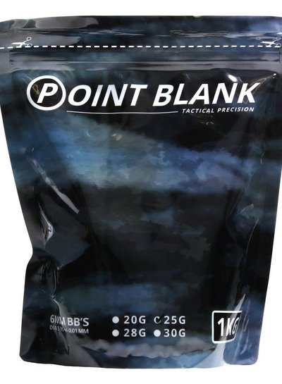 Airsoft BBs 0.28g Point Blank 1Kg