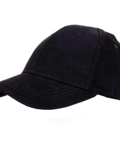 Baseball Sniper cap Zwart