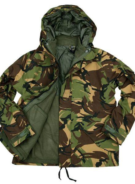 Military parka Nederlandse Camo