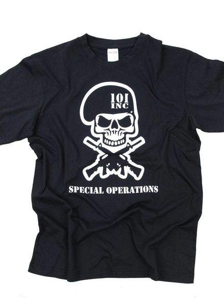 T-shirt 101 INC special operations