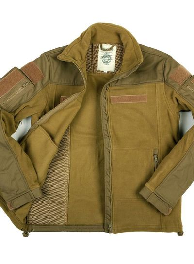 Combat fleece vest Khaki