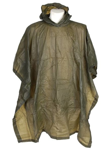 Poncho light weight