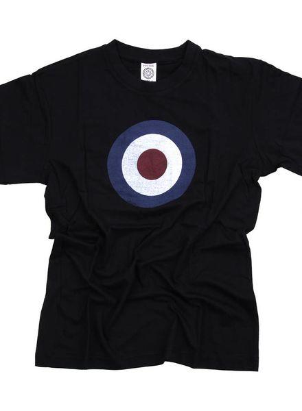 T-shirt RAF Zwart