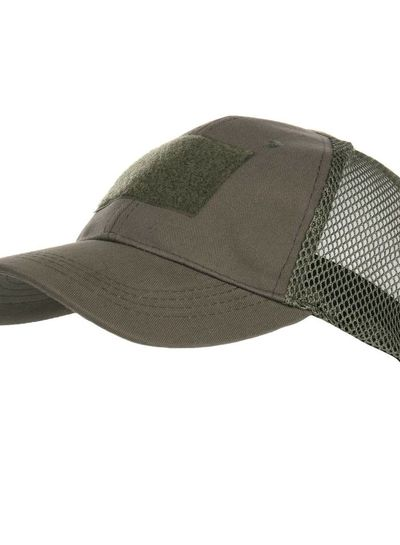 Baseball cap Mesh tactical Groen